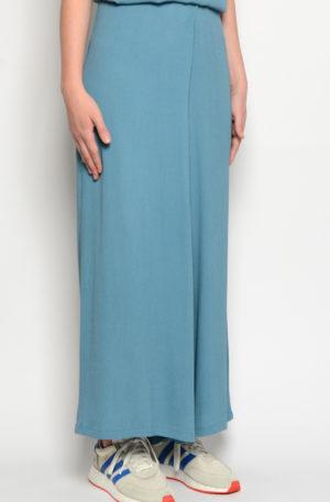 Falda Pantalon Azul