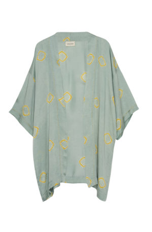 Kimono Seda Tie-Dye – Estelita