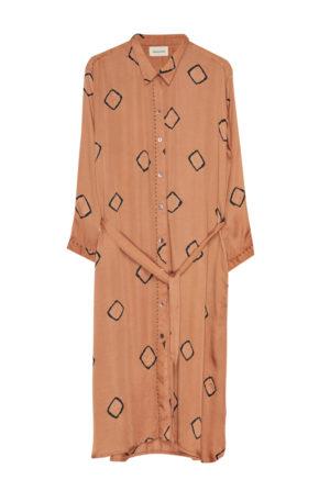 Vestido Tie-Dye – Charlotte Terracota