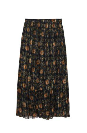 Falda larga Sunflower