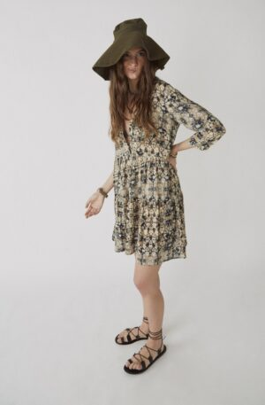 Vestido Gabrielle Kaleido